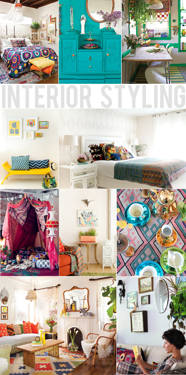 INTERIOR STYLING CLASSES