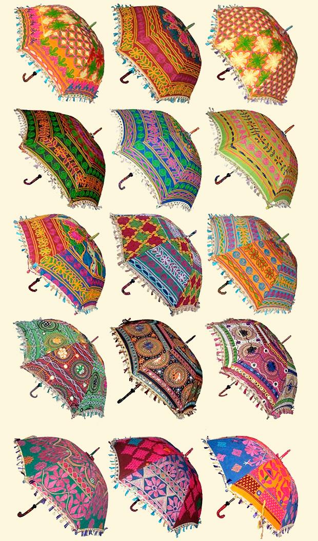 parasols from Fabricadabra