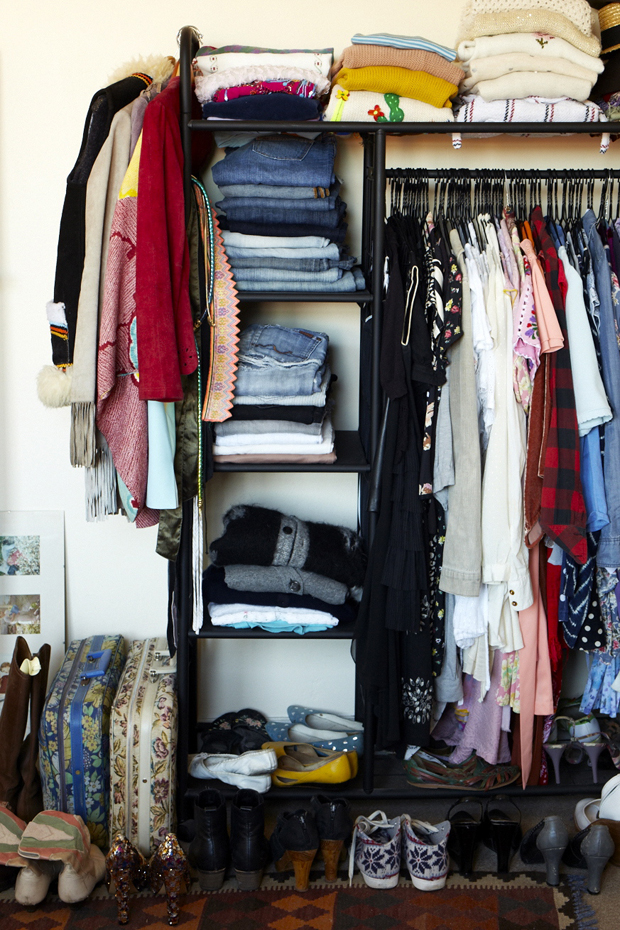 Before & After: Nicole's Wardrobe Makeover