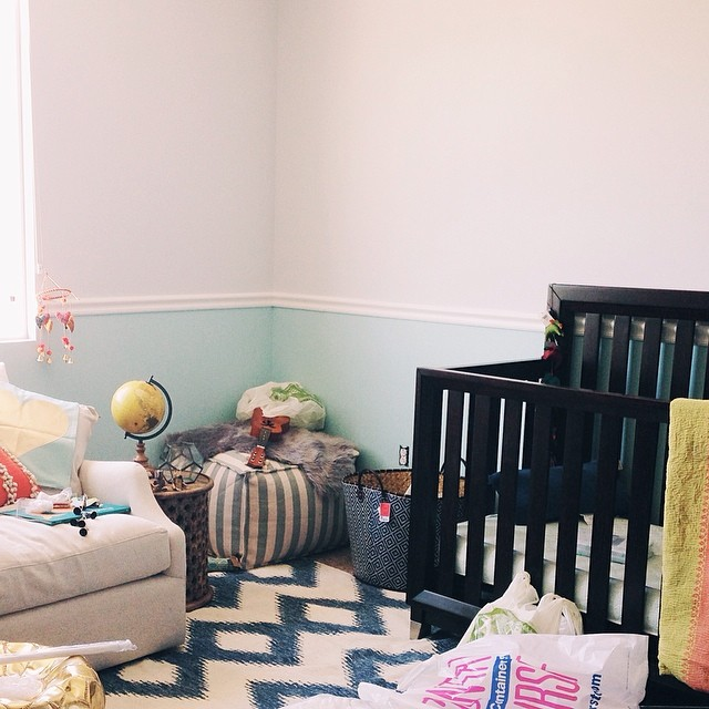 Progress- Dana's nursery