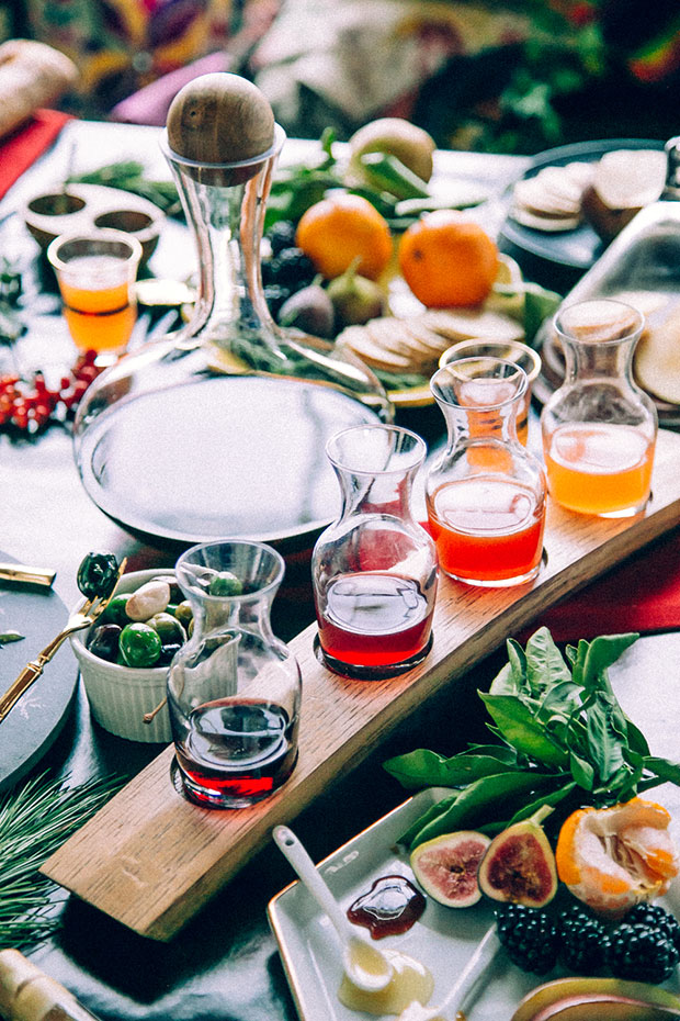 Flights of Fancy -- Holiday entertaining with Uncommon Goods