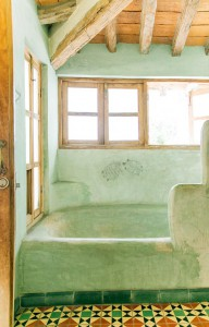rustic-mexican-bathroom-7web | Jungalow by Justina Blakeney