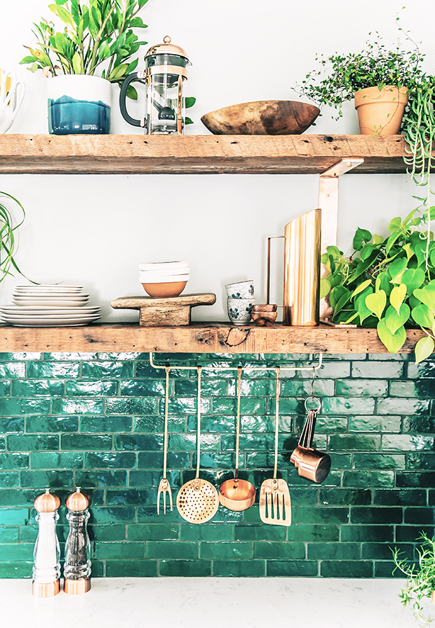 Justina Blakeney's Boho Kitchen | The Jungalow