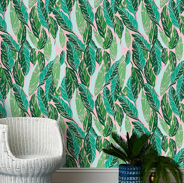 Justina Blakeneytm X Hygge & West Wallpaper is here! | Jungalow by Justina Blakeney