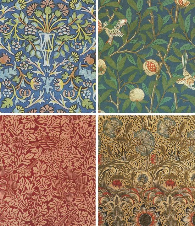 WilliamMorris_patterns