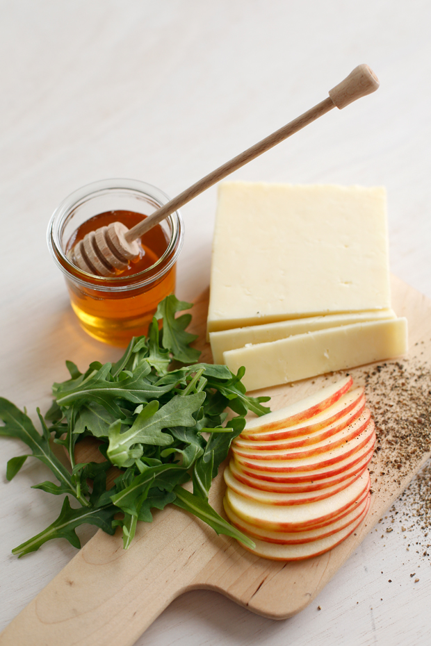 Danaes-Apple-Grilled-Cheese-Ingredients