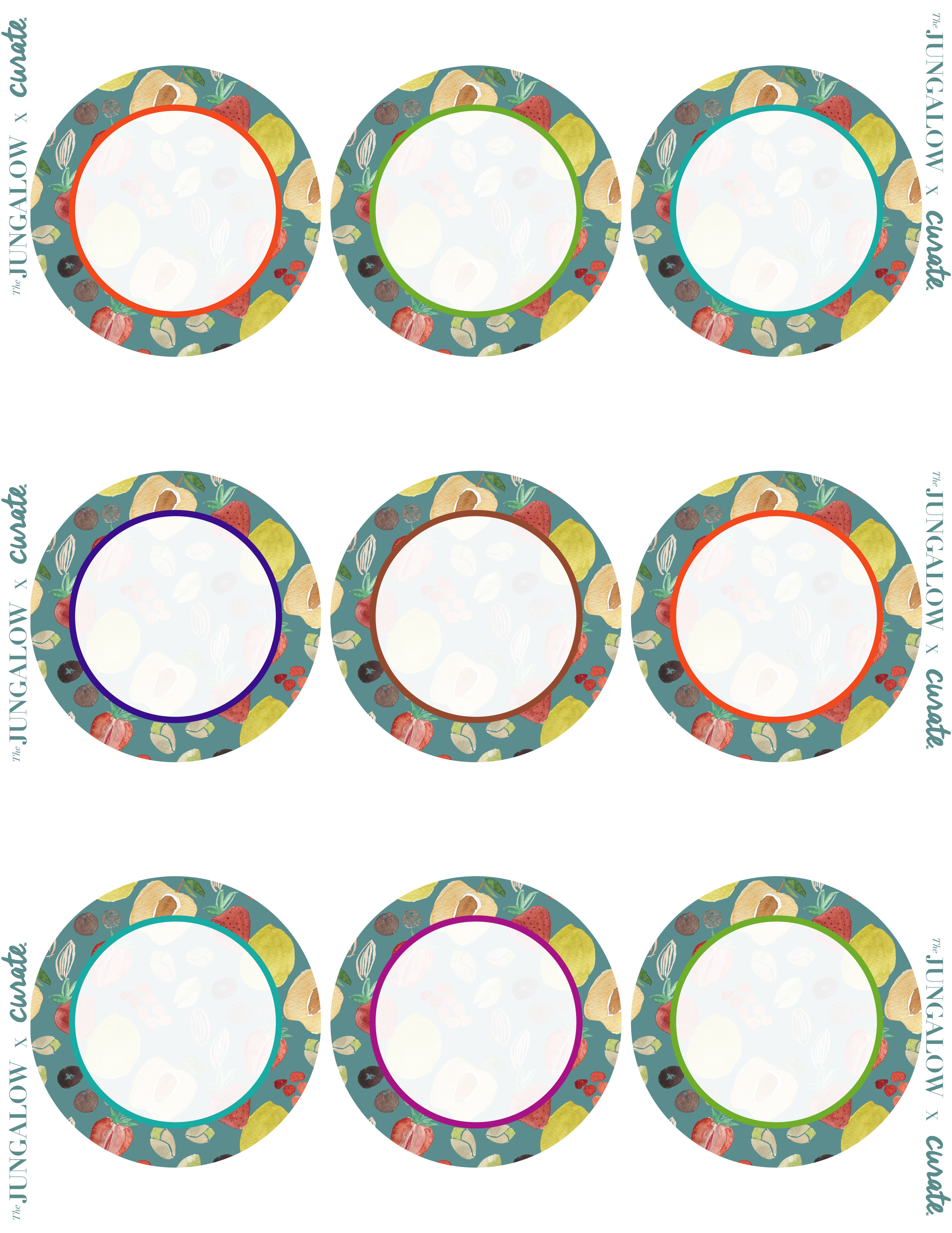 This is a graphic of Lucrative Printable Labels Templates