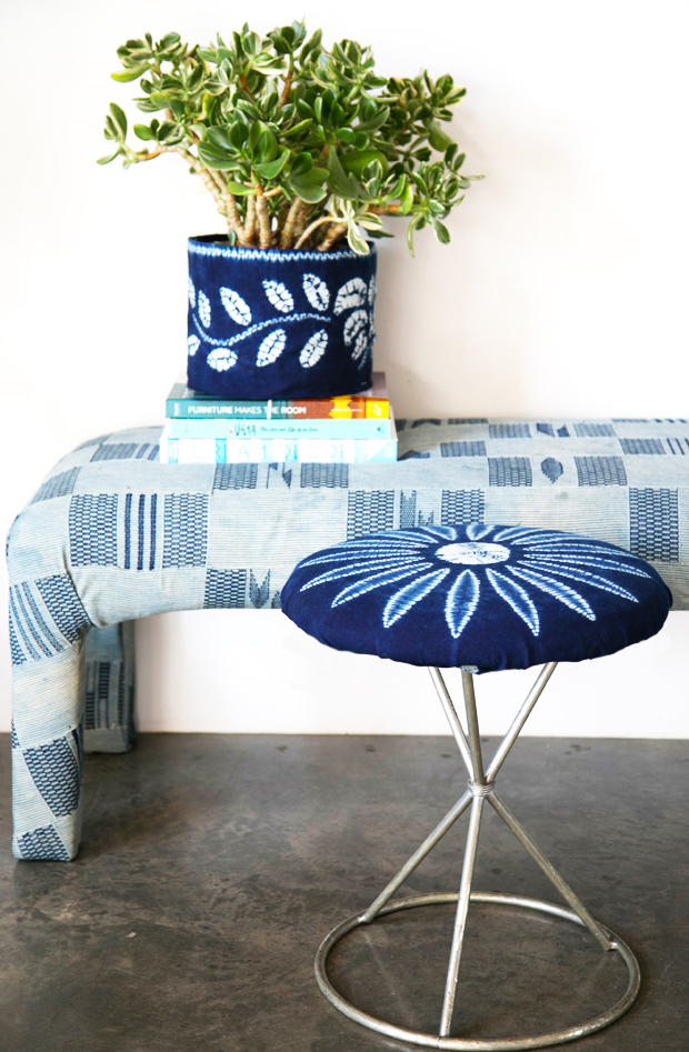 Jungalow-Indigo-Fabric-DIY-After-Projects