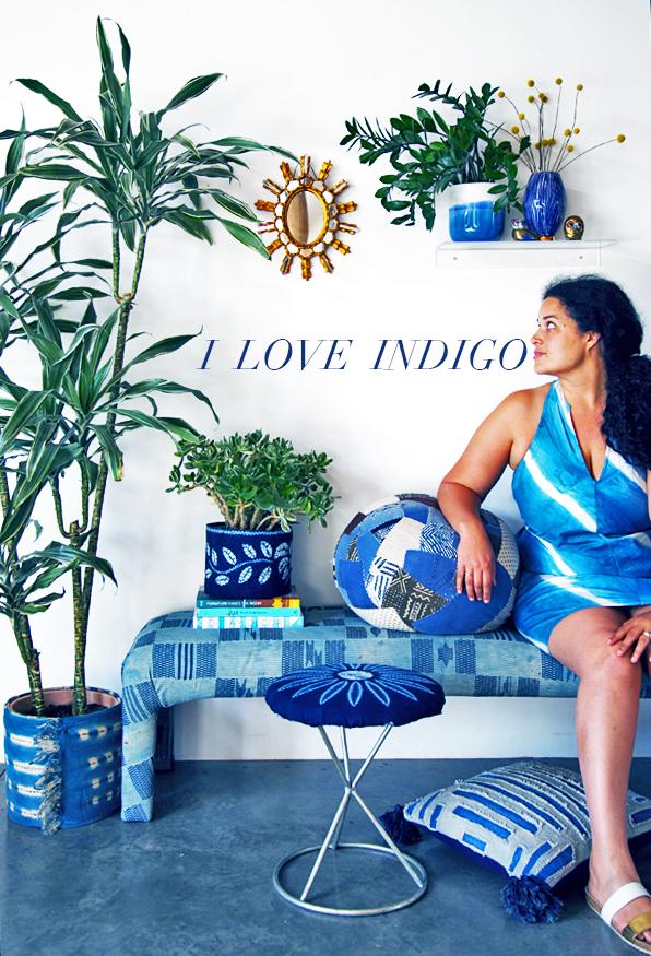 Indigo Craft Projects