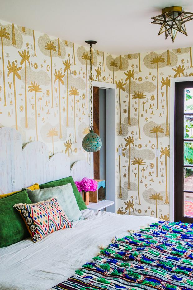 Justina Blakeney's Boho Bedroom