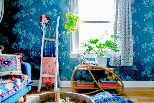 Justina Blakeney | Jungalow Family Room
