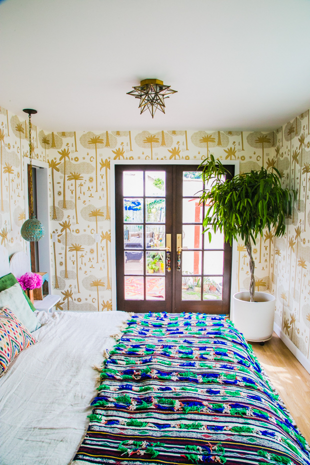 Justina Blakeney | Jungalow Bedroom