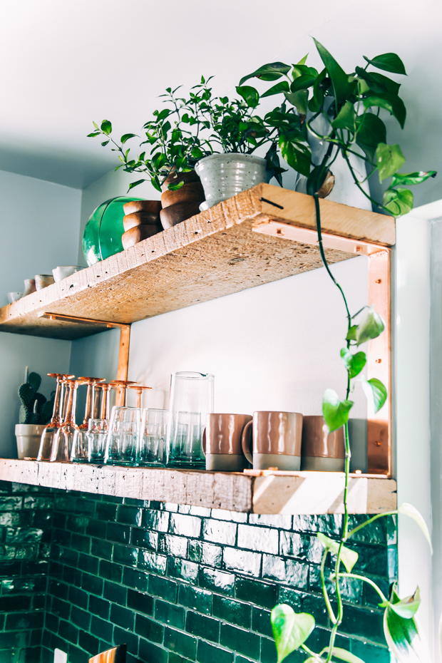 Justina Blakeney | Jungalow Kitchen