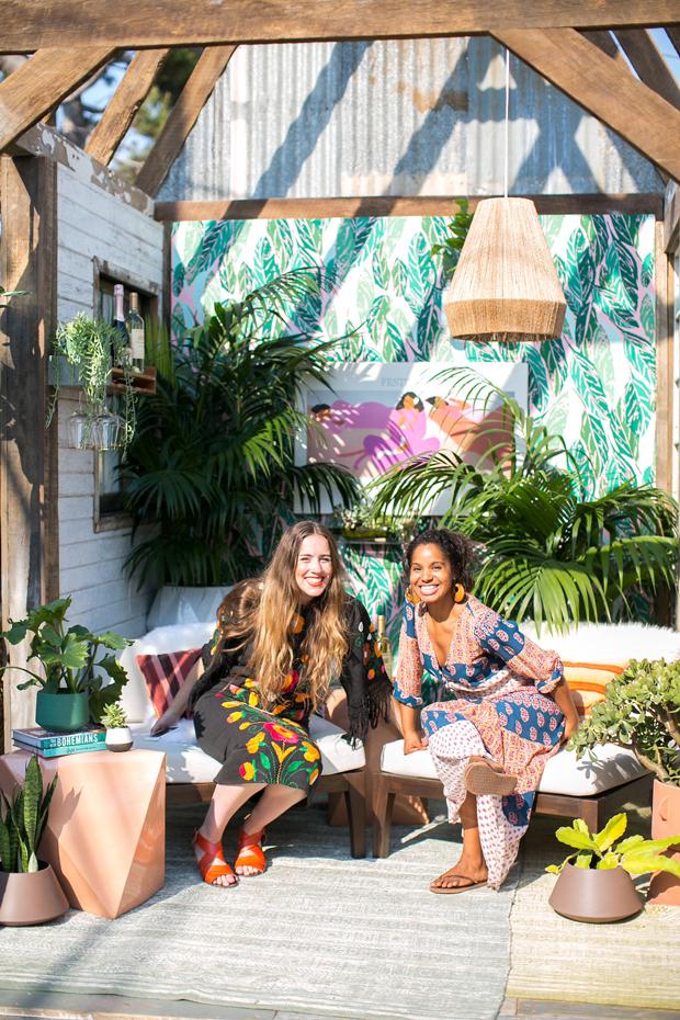 Justina Blakeney | She Shed Santa Margherita