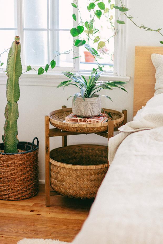 Sara Toufali_Double Basket Side Table